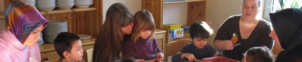 """Fortbildung """"Zusammenarbeit mit Eltern zum Thema Sprache"""", Elbkinder Vereinigung Hamburger Kitas gGmbH am 11./12. September 2018"""