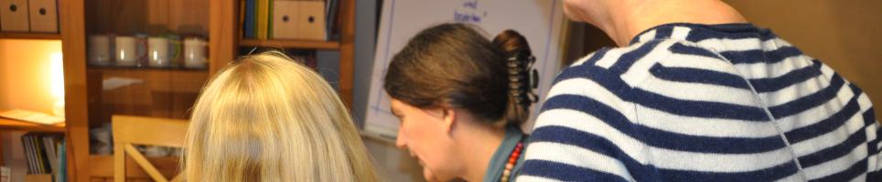 """Fortbildung """"Videoanalysen zur Beobachtung und Dokumentation von Kindersprache im Team einsetzen"""", Diakonisches Werk Hamburg, 5. September 2018"""