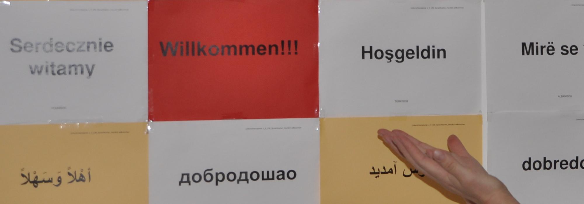"""Fortbildung """"Wenn die Sprache fehlt… – Sprachbarrieren in der Kommunikation mit Eltern"""", DRK Hamburg-Harburg im Rahmen des Bundesprogramms """"Kita-Einstieg"""", 18. September 2018"""