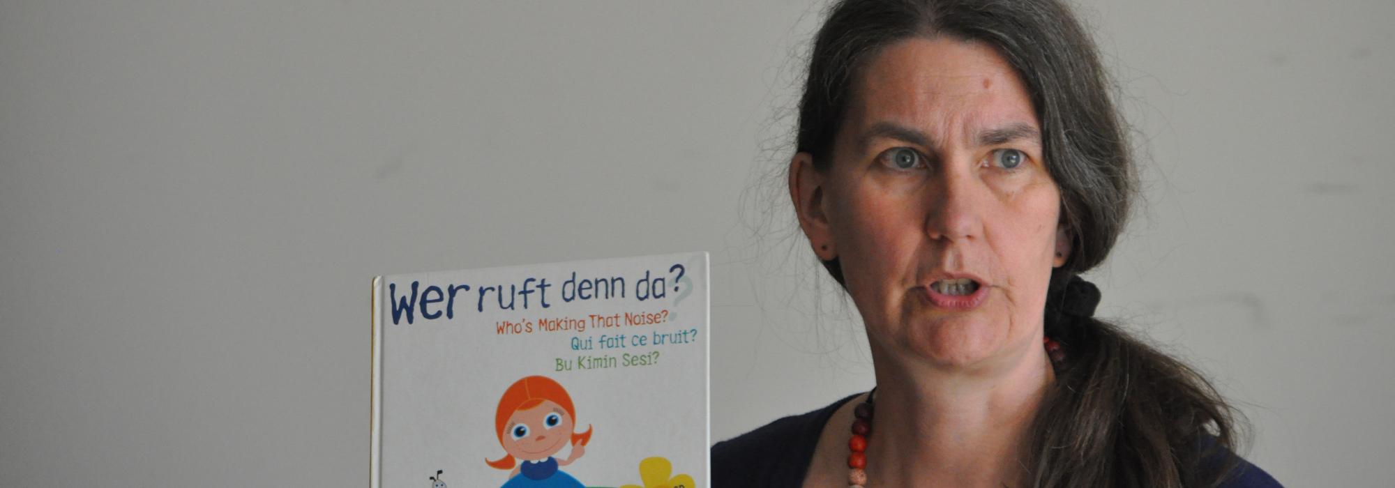 """Fortbildung """"Das Vorlesen mehrsprachig gestalten"""", Inter-Actions, Luxemburg, 21. März 2019"""