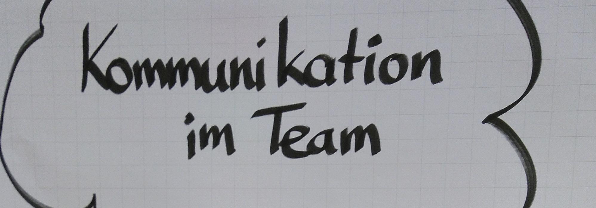 """Fortbildung """"Kommunikation im Team"""", Diakonisches Werk Hamburg, 21. Juni 2019"""